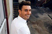 Faydee - Can't let go (live impresionant)