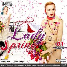 Lady SPRING @ Mike's Pub