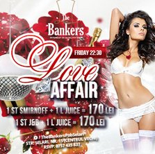 Love Affair @ The Bankers