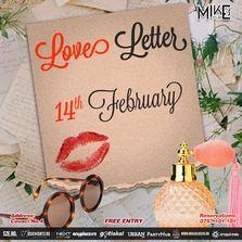 LOVE Letter - Valentine's Day