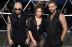 Jennifer Lopez, Ricky Martin si Wisin pe o singura piesa