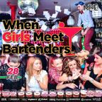 When Girls Meet Bartenders @ Mike's Pub