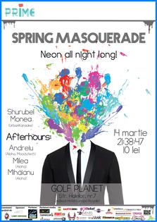 Spring Masquerade @ Golf Planet
