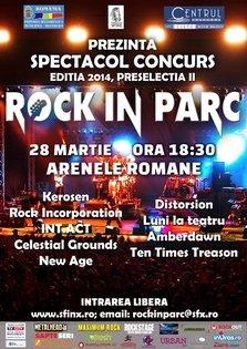 Rock in Parc 2014 - preselectia II