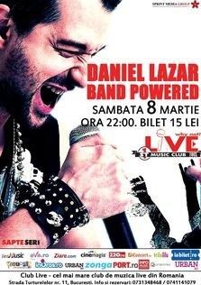 Show special de Martisor cu Daniel Lazar Band