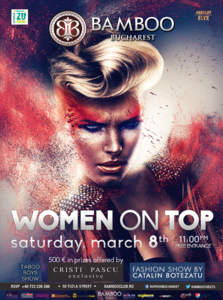 Women on top @ Bamboo