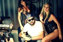 Making of videoclip Sex Pe Bass - Tranda, Grasu XXL, Smiley