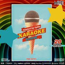 KaraokeShow cu FADIA in Mike's Pub
