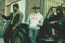 Future, Pharrell, Pusha T - Move That Dope (videoclip)