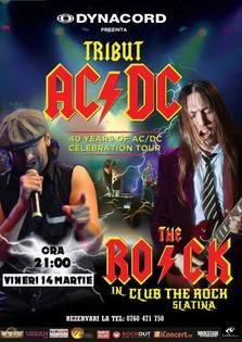 Concert tribut AC/DC in Slatina