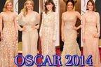 Cele mai tari rochii de la Oscar 2014