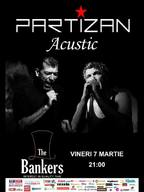 Partizan acustic @ The Bankers