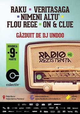 Radio Rezistenta #1 @ Colectiv