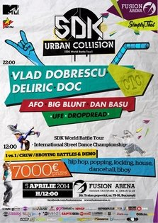 SDK Urban Collision @ Fusion Arena
