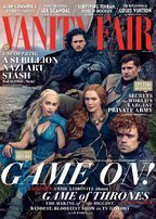 Game of Thrones pe coperta Vanity Fair