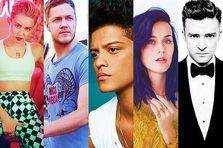 Billboard Music Awards 2014: nominalizari