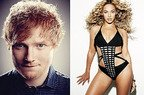 Ed Sheeran - Drunk In Love (cover Beyonce, live)