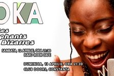 Concurs! Castiga o invitatie dubla la concertul IYEOKA de la Constanta!