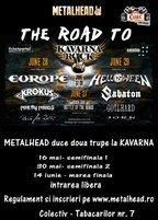 Canta cu trupa ta la cel mai mare festival din Bulgaria, KAVARNA ROCK!