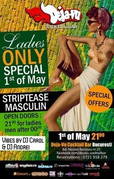 Ladies Only by Deja Vu Cocktail Bar