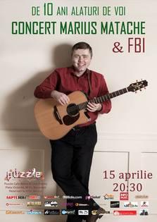 Concert aniversar Marius Matache