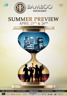 Summer Preview Party @ Bamboo Club