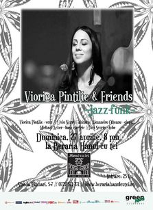 Concert Viorica Pintilie & Friends
