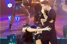 J Balvin - Live @ ZU Music awards 2014 (Tranquila, Yo te lo dije, 6 AM)