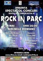 Ultima preselectie pentru Rock in Parc 2014