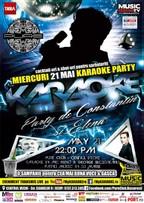 Karaoke party de Constantin si Elena