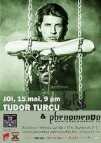 Concert Tudor Turcu @ Beraria Hanul cu tei