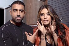 Antonia feat Jay Sean - Wild Horses (Making Of videoclip)