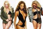 Delia vs Rita Ora vs Beyonce