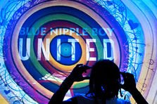 "BLUE NIPPLE BOY lanseaza EP-ul ""UNITED"""