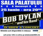 Bob Dylan - Legenda muzicii rock, in Romania!