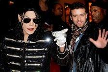 Justin Timberlake canta cu Michael Jackson