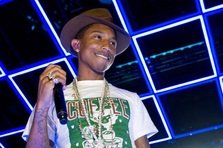 Pharrell - Smile (piesa noua)
