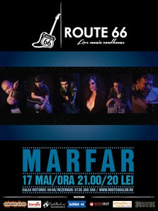MARFAR BAND revine in Route 66