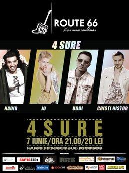 Concert live 4 SURE