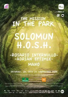 The Mission - In The Park