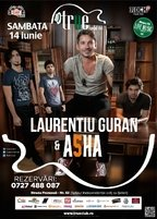 Laurentiu Guran & ASHA @ True Club