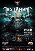 Testament in concert la Arenele Romane