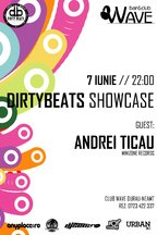 Dirtybeats Showcase w/ Andrei Ticau @ Club WAVE Durau