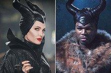 50 Cent parodiaza trailerul de la Maleficent