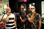 Cabron & Voltaj - Vocea ta (live@ Radio ZU)