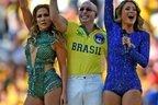 Vezi show-ul lui Pitbull & Jennifer Lopez in deschiderea Campionatului Mondial 2014
