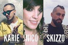 Karie feat. Skizzo Skillz & Nico - Din nou (premiera)
