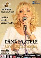 PANA LA STELE: concert Maria Gheorghiu