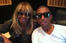 Mary J Blige - Las Vegas, See That Boy Again (piese noi)