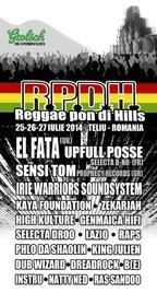 Reggae Pon Di Hills @ Teliu